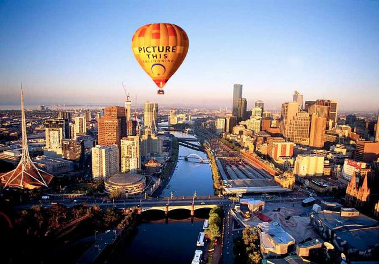 Arts Centre | Picture This Ballooning