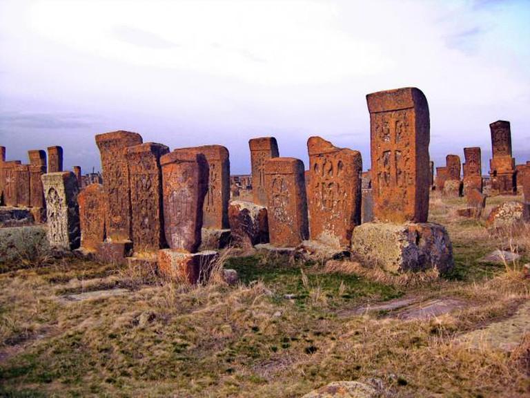 Noratus Cemetery | © Arantz/WikiCommons