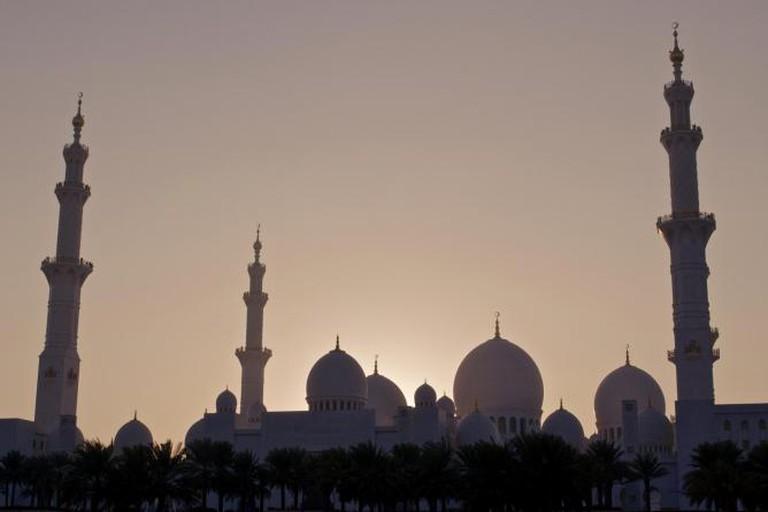 Abu Dhabi I © Mark Vuaran/Flickr