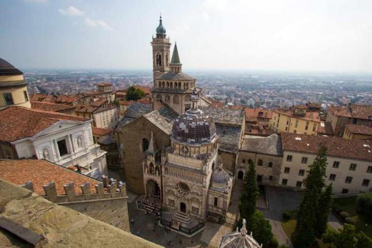 Santa Maria Maggiore, Cappella Colleoni   © Alex/Flickr