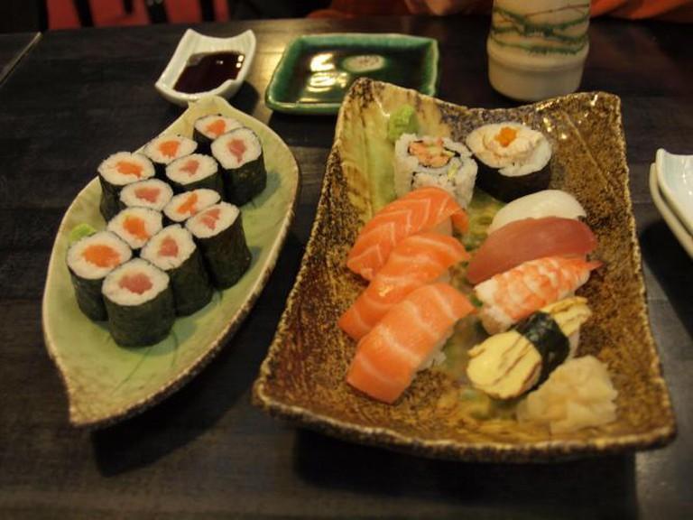 Daruma Sushi | JIP/WikiCommons