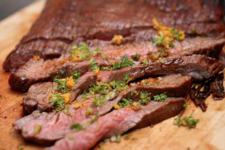 Flank Steak | © thebittenword/Flickr