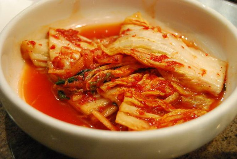 Kimchi © Jess Lander / Wikicommons