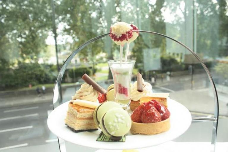 © Lancaster London Afternoon Tea