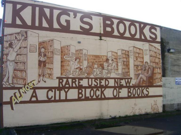 king's books washington