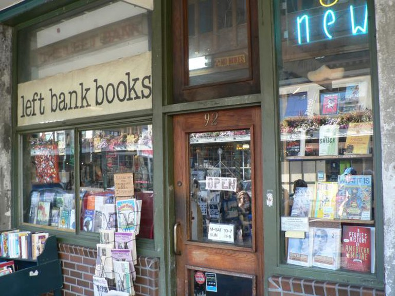 left bank books washington