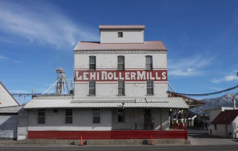 Lehi Roller Mills | © brewbooks/Flickr