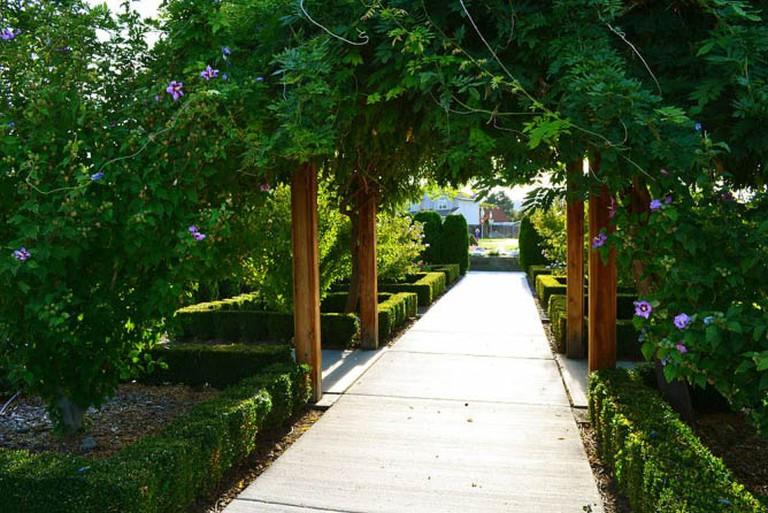 Rose Garden, Highlands Grange Park | © Lunita Medrano/WikiCommons