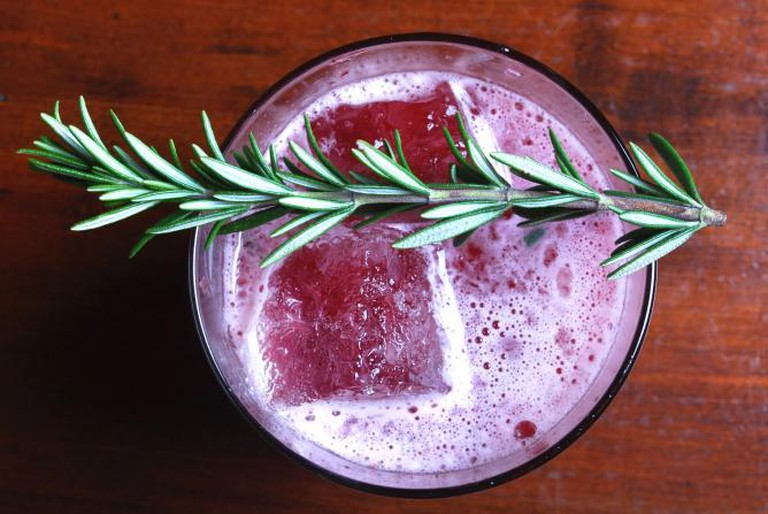 Huckleberry Sour