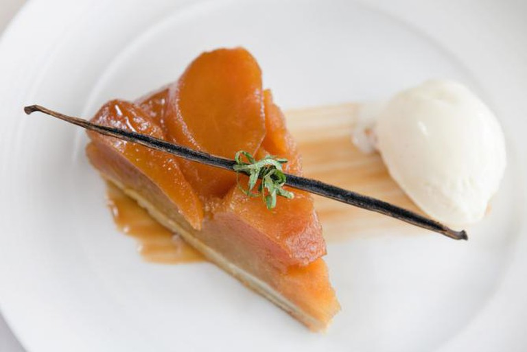 Signature dessert | Courtesy of Café Provence