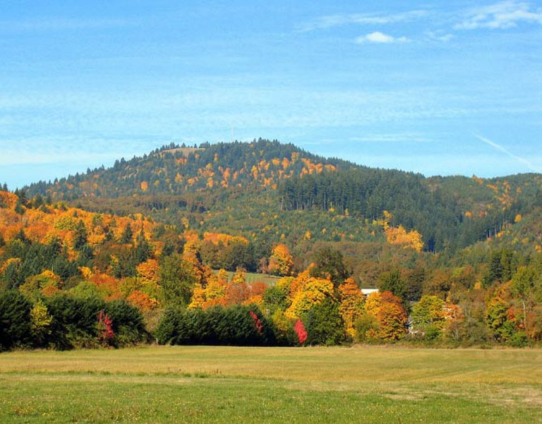 The Coburg Hills | © Bruce Fingerhood/Flickr