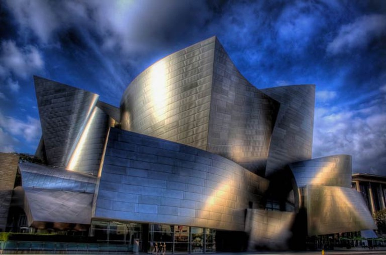 Walt Disney Concert Hall | © Graham/Flickr