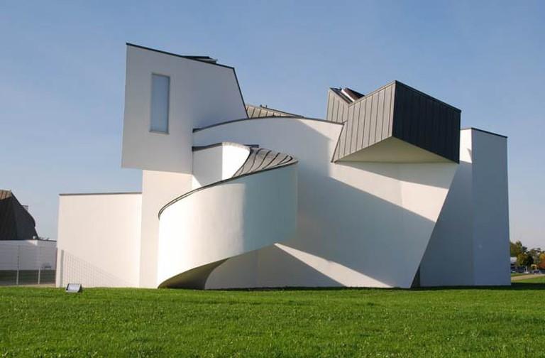Vitra Design Museum | © Wladyslaw/Courtesy of WikiCommons