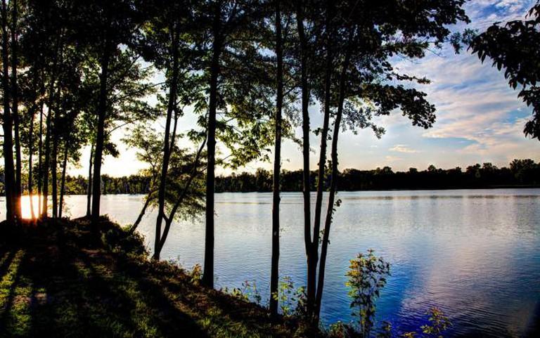 Rankin Lake, Gastonia | © Kevin McGee/Flickr