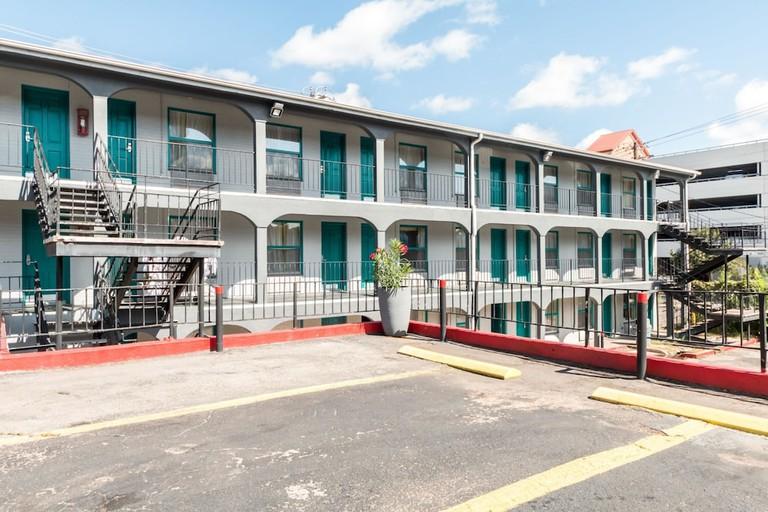 Rodeway Inn University/Downtown, Austin