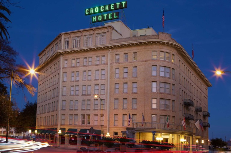 The Crockett Hotel, San Antonio, TX