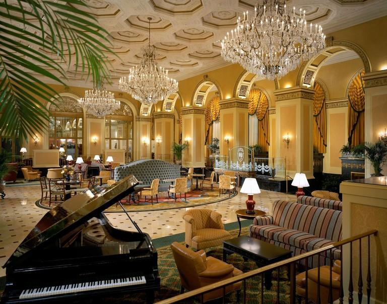 3041d81c - Omni William Penn Hotel