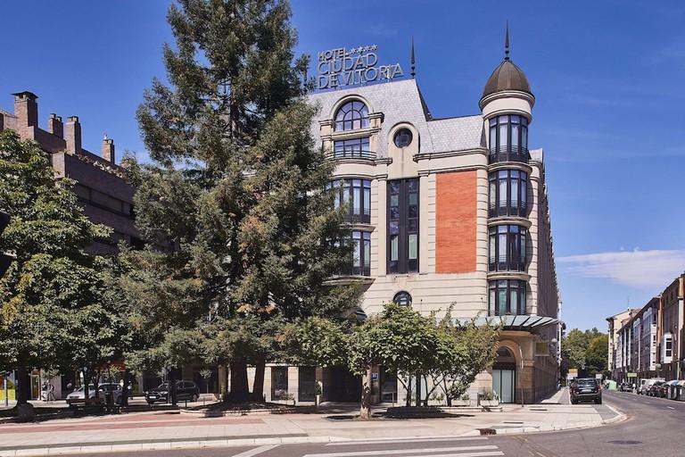 Hotel Silken Ciudad de Vitoria, Vitoria-Gasteiz