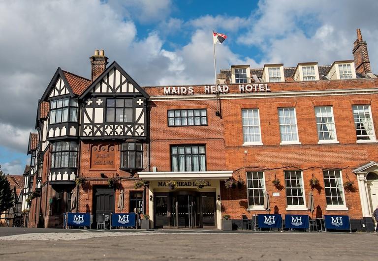 The Maid's Head Hotel, UK