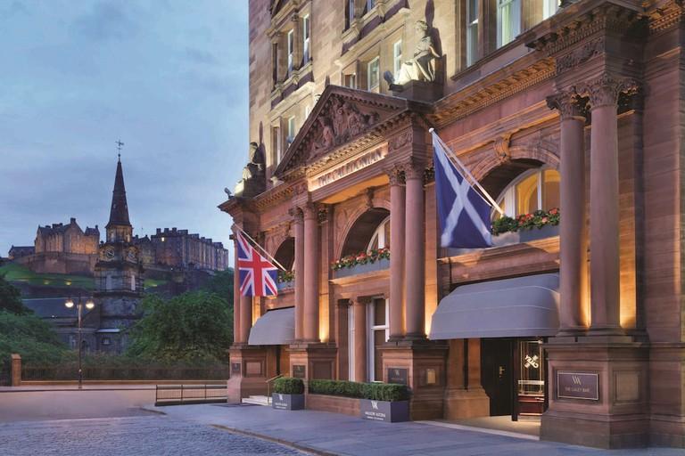 Waldorf Astoria Edinburgh, The Caledonian