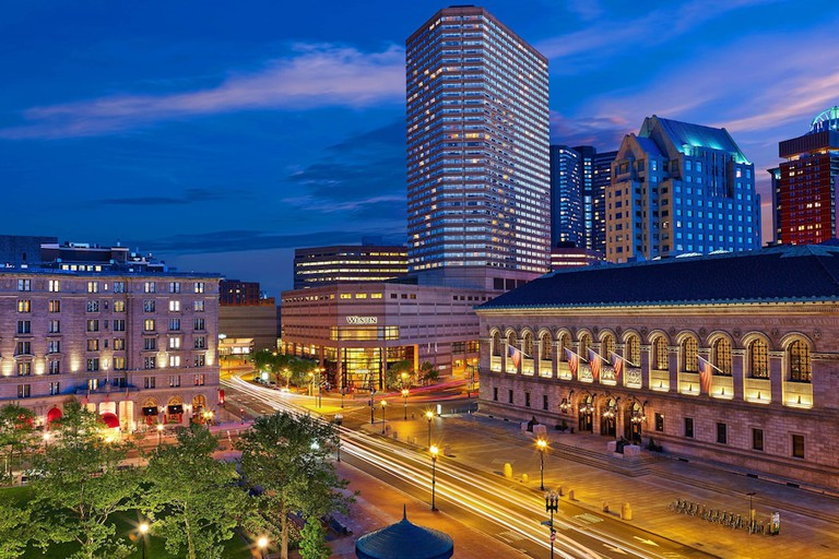 The Westin Copley Place, Back Bay