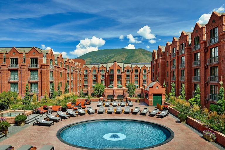 St. Regis Aspen Resort, Aspen, Colorado