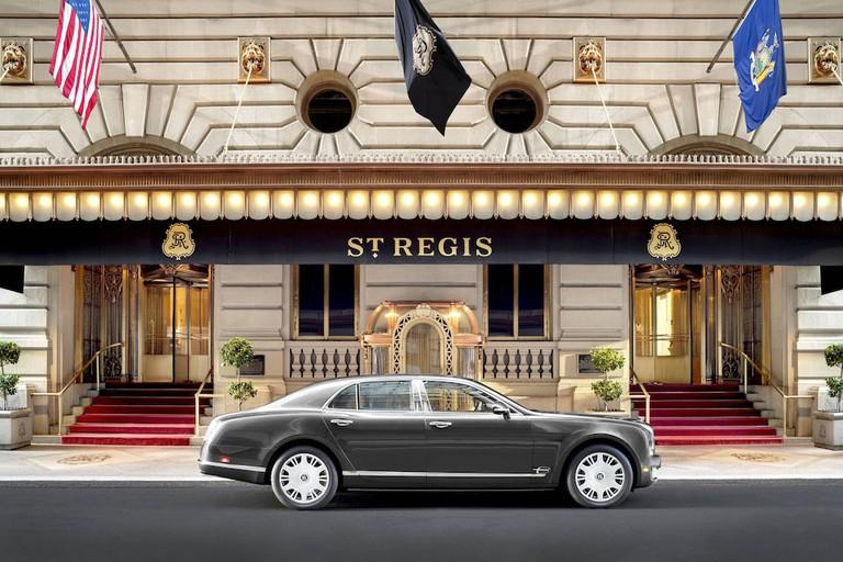 The St. Regis New York, Midtown