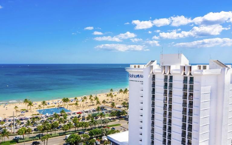 Bahia Mar Ft. Lauderdale Beach