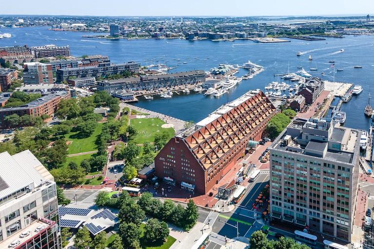 Boston Marriot Long Wharf