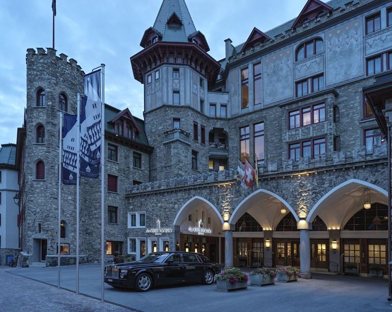Badrutt's Palace Hotel 8c848d2d