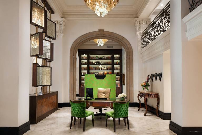 The St. Anthony, a Luxury Collection Hotel