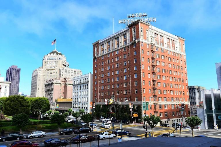 The Huntington Hotel