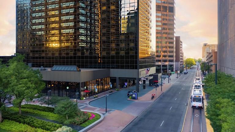 fe1f7f72 Hilton Denver City Center