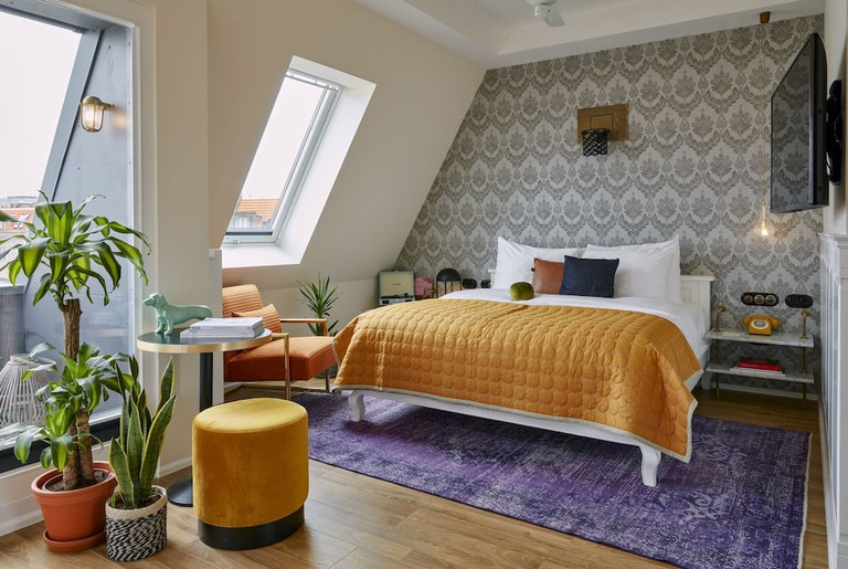 The rooms at Max Brown Ku'Damm are the height of style