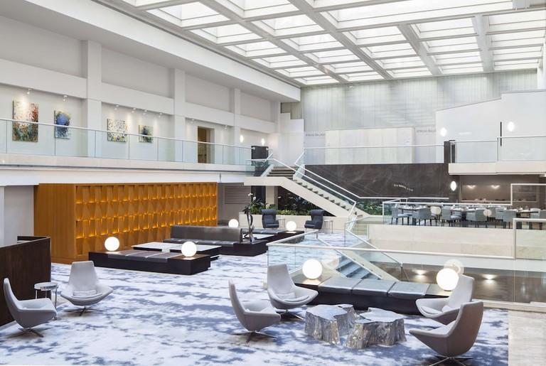 Washington Court Hotel, Washington DC