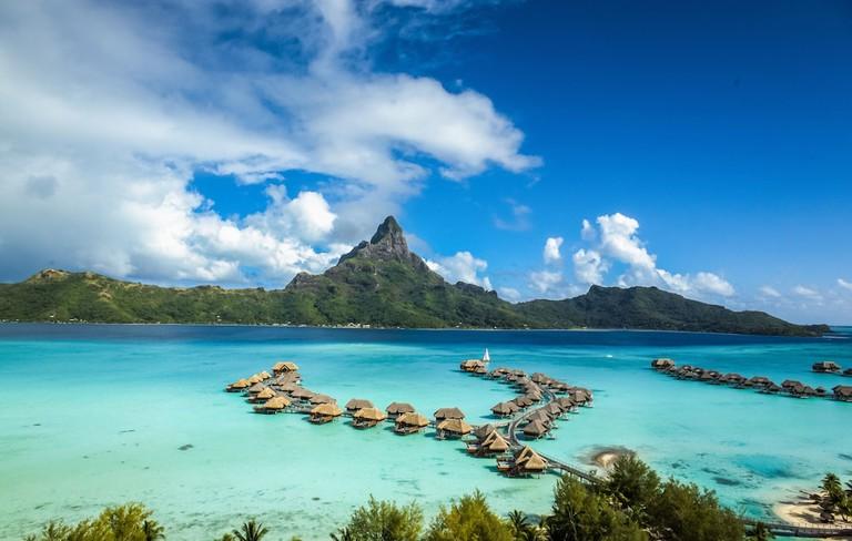 Deep Ocean Thalasso Spa in Bora Bora