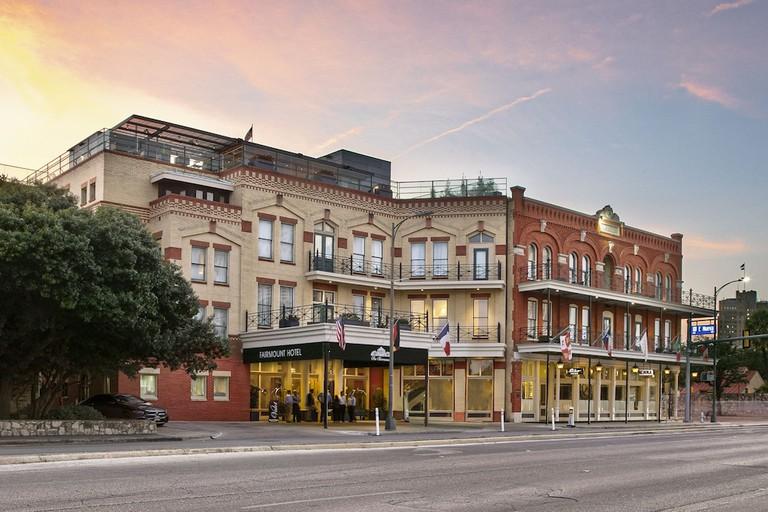 The Fairmount Hotel