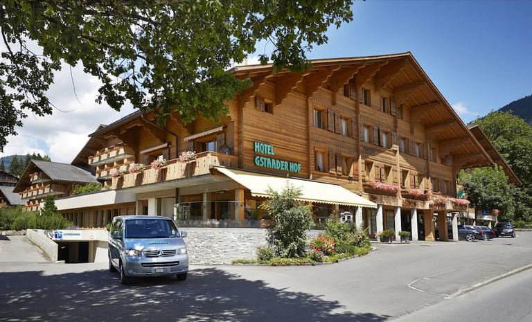 Hotel Gstaaderhof