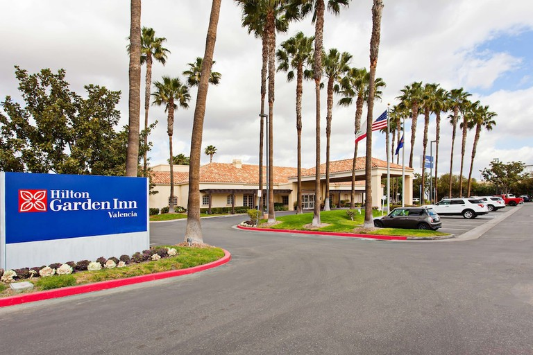 Hilton Garden Inn Valencia Six Flags