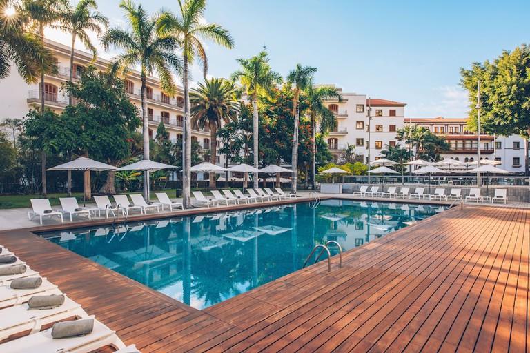 Iberostar Grand Hotel Mencey has its own spa