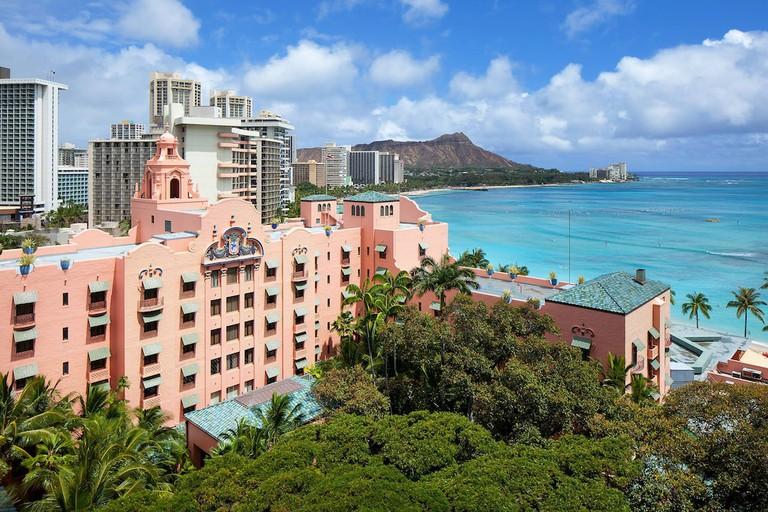 The Royal Hawaiian 2