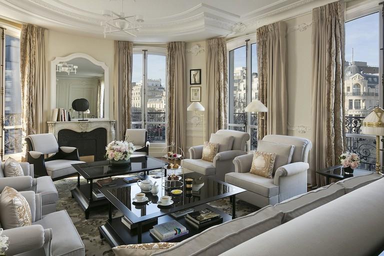 Hôtel Barrière Le Fouquet's Paris