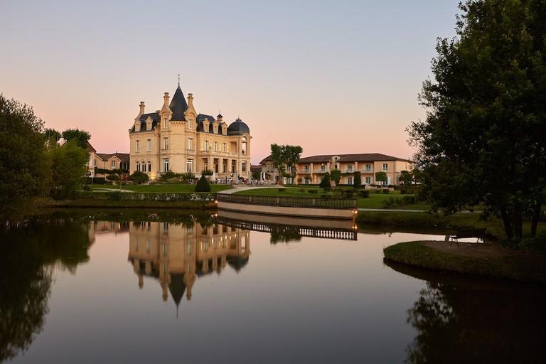 Chateau Hotel Le Grand Barrail