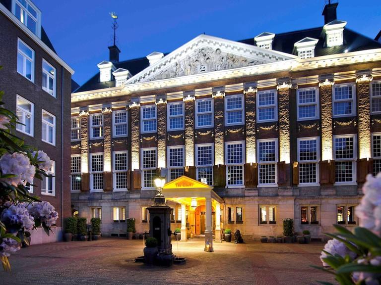 Suite at Sofitel Legend The Grand Amsterdam