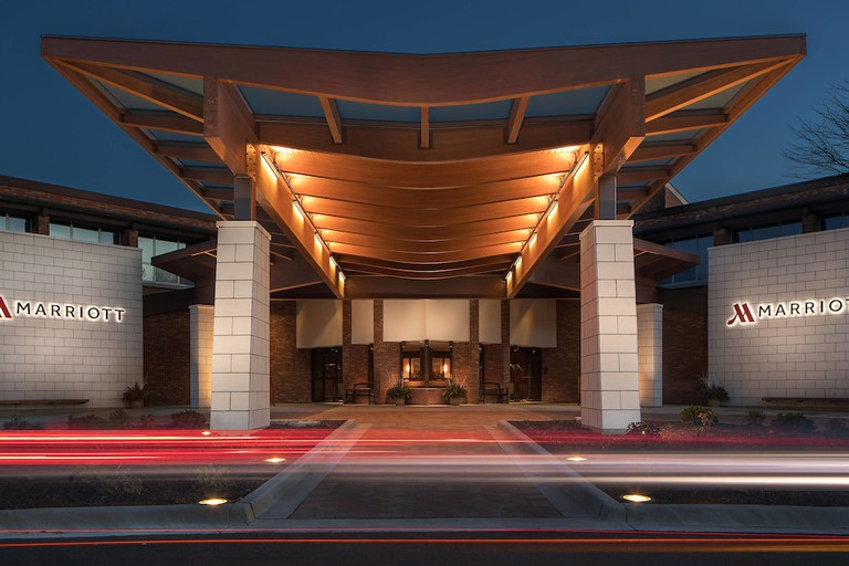 Lincolnshire Marriott Resort 2
