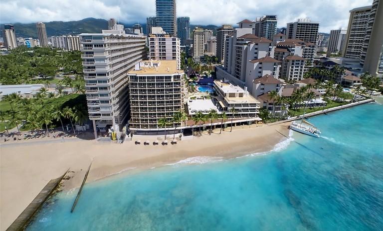 Outrigger Reef Waikiki