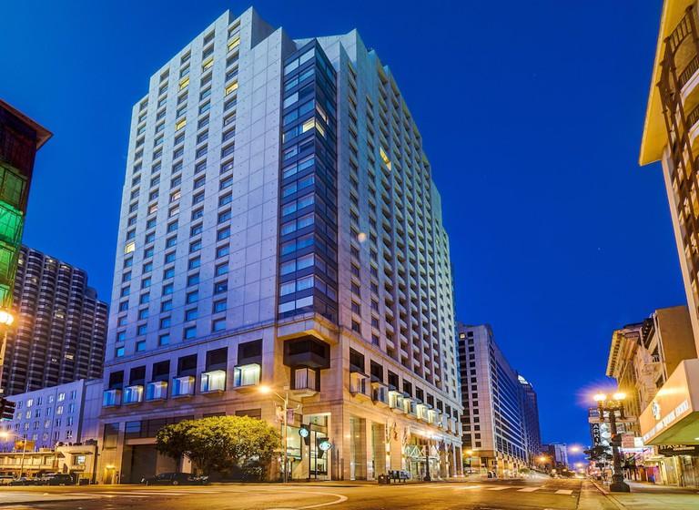 Hotel Nikko, San Francisco hotel