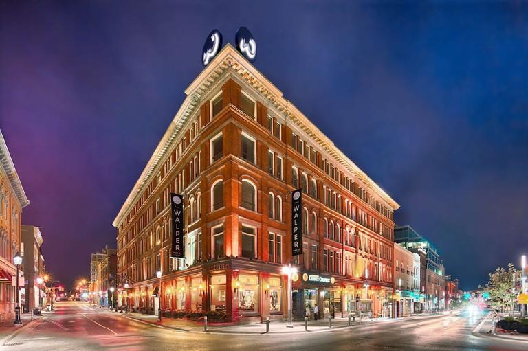The Walper Hotel r