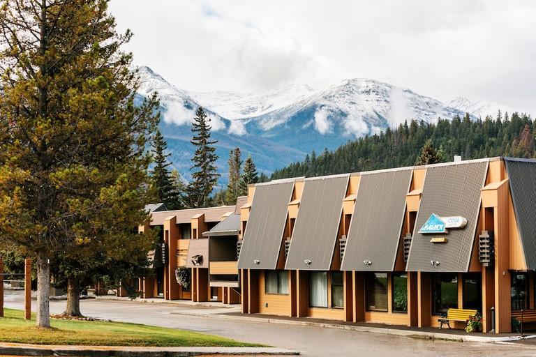 Marmot Lodge, Jasper