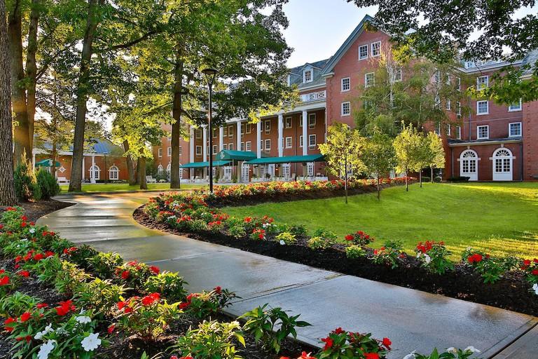 The Gideon Putnam Resort & Spa